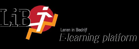 e-learning platform Leren in Bedrijf